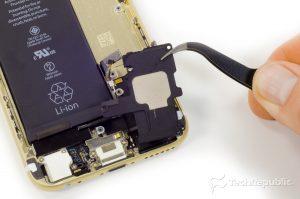 iPhone 6 Plus logic board repair